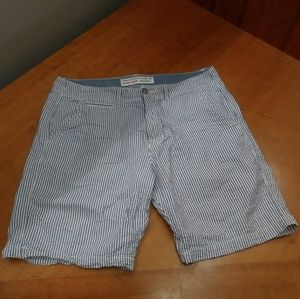 American Eagle Outfitters men's stripped shorts 38